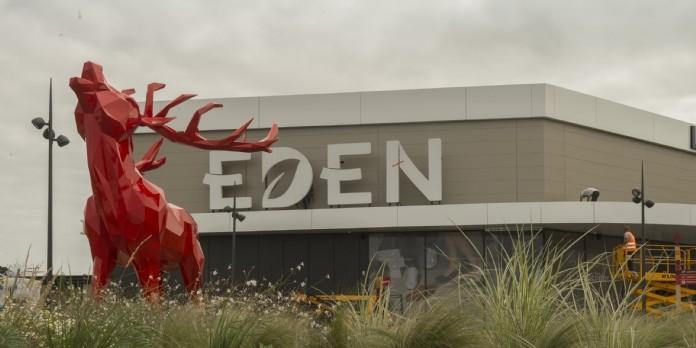 Eden, le nouveau retail park conçu par Apsys, ouvre ses portes