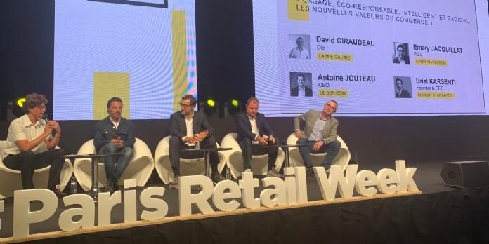 [Paris Retail Week] La réinvention du retail est en marche
