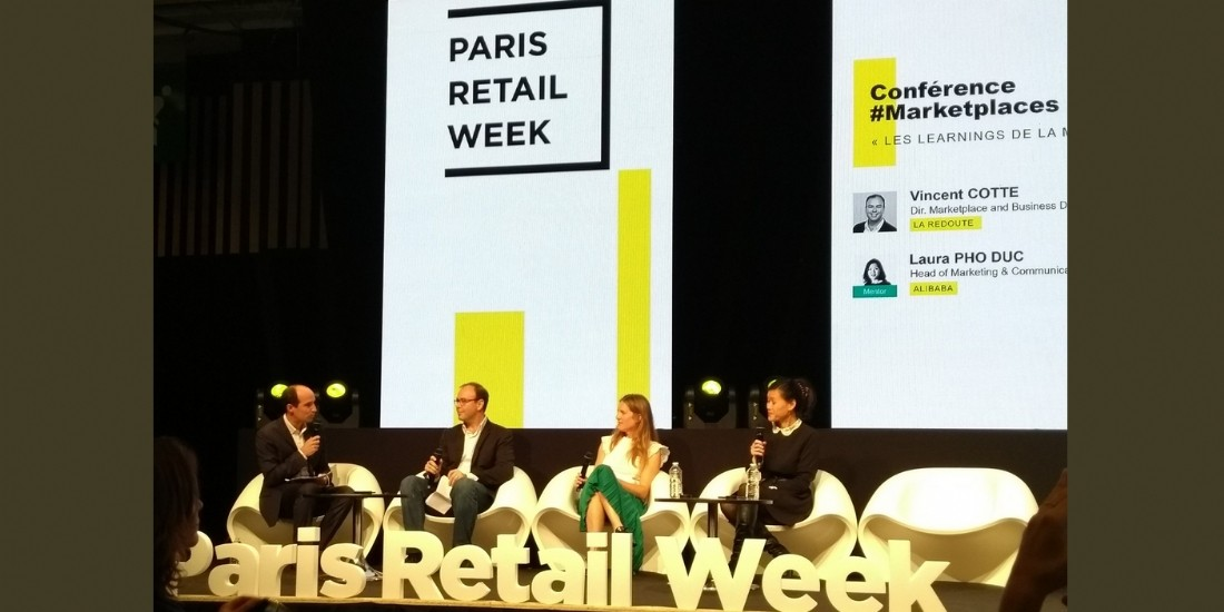 Les temps forts de Paris Retail Week