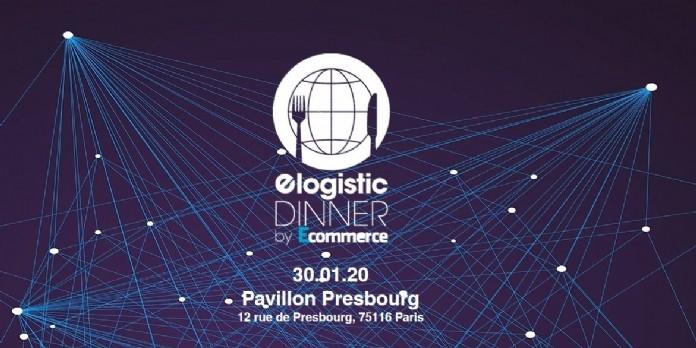 Deuxième édition du E-Logistic Dinner, ' le dîner annuel de la supply chain et du retail connecté '
