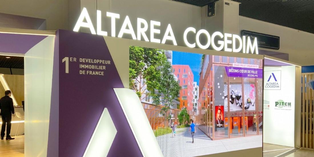 Altarea Cogedim fait son entrée dans le Top 3 des champions de la relation client