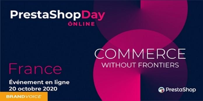 PrestaShop Day France Online, c'est mardi 20 octobre prochain