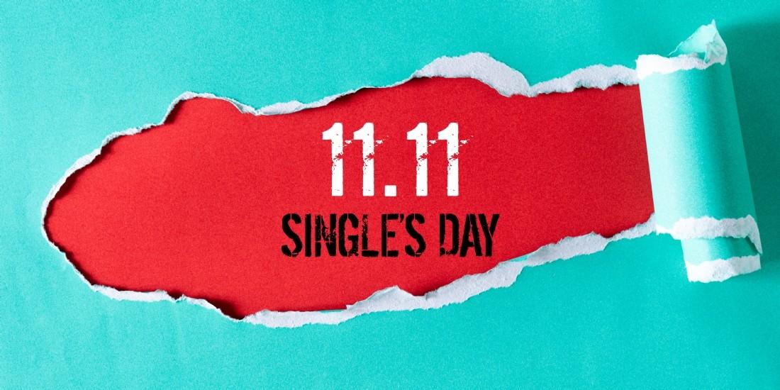 Single's Day : un nouveau record cette année ?