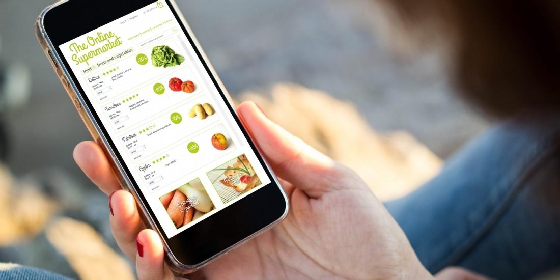 Reconfinement : nouvelle percée de l'e-commerce alimentaire