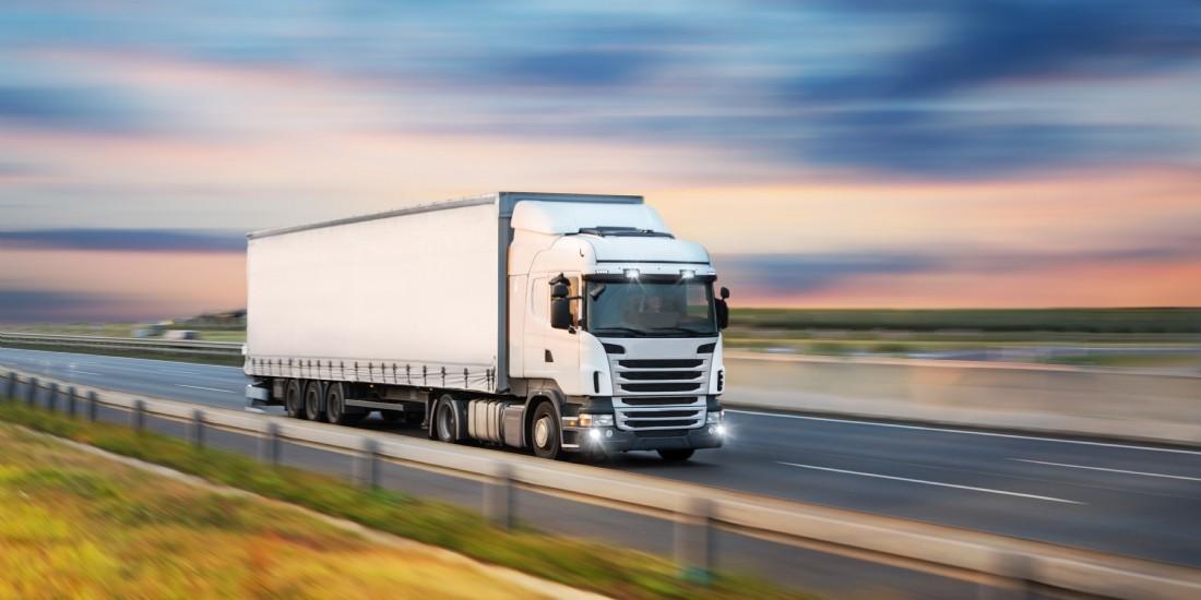 Le transport routier de marchandises en chute libre