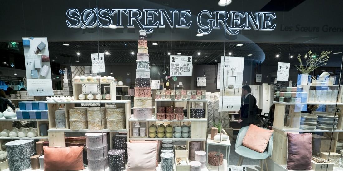 La marque lifestyle Sostrene Grene ouvre sa boutique en ligne
