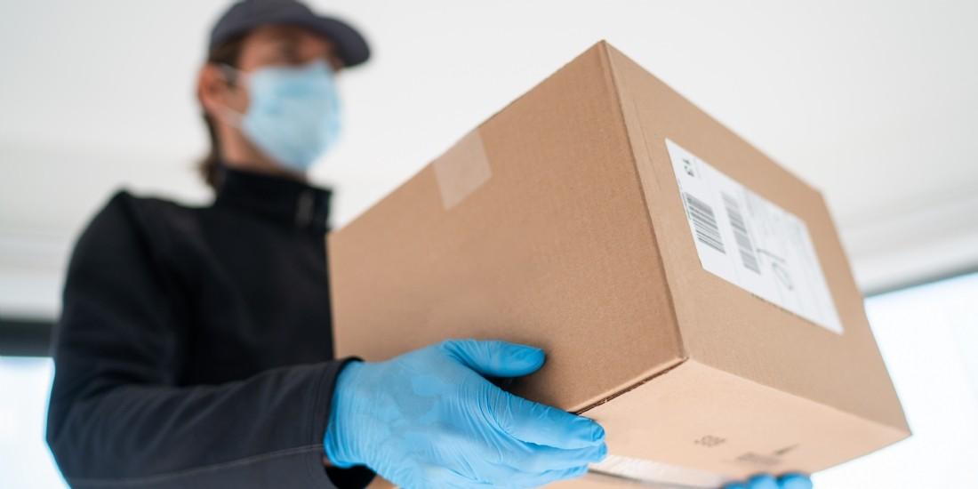 Quel est l'impact du Covid-19 sur les habitudes de livraison ?