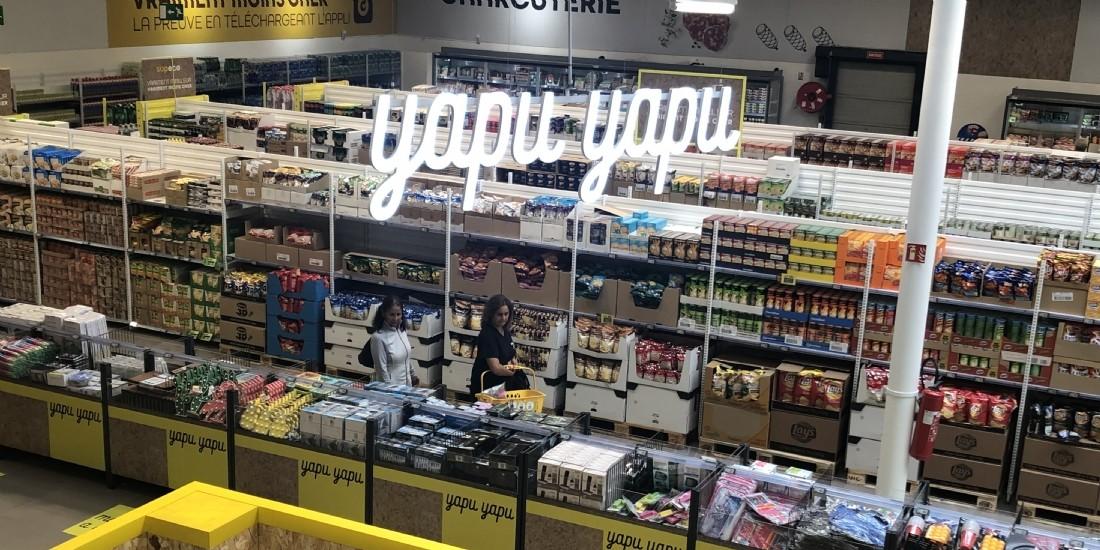 Carrefour de retour dans le discount