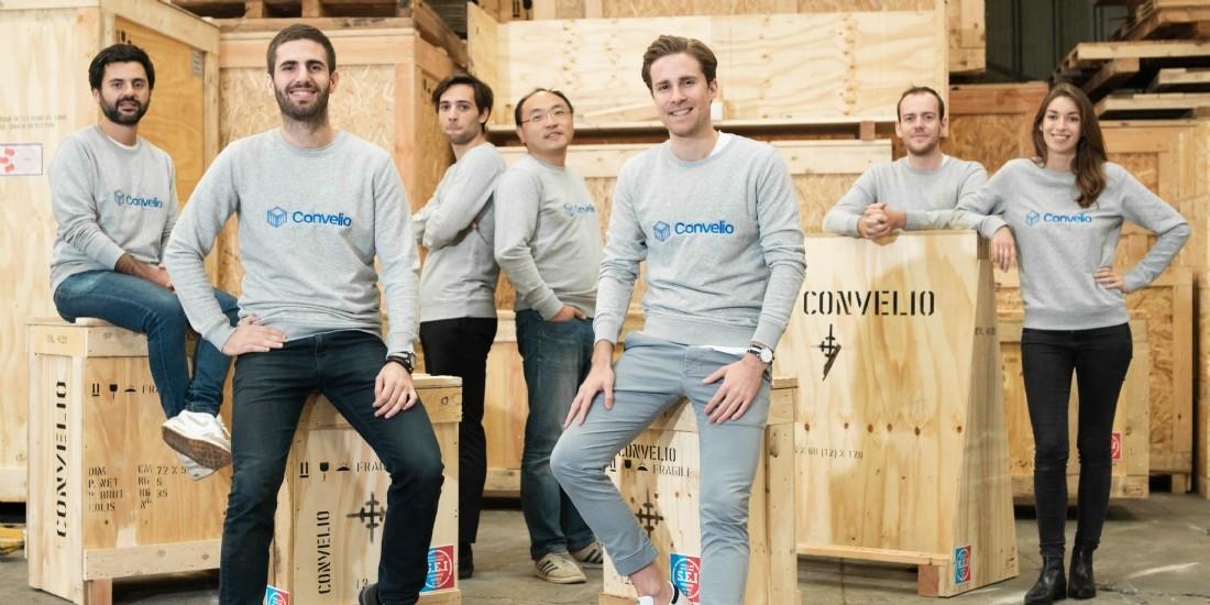 Convelio lève 9 millions d'euros pour rejoindre les États-Unis