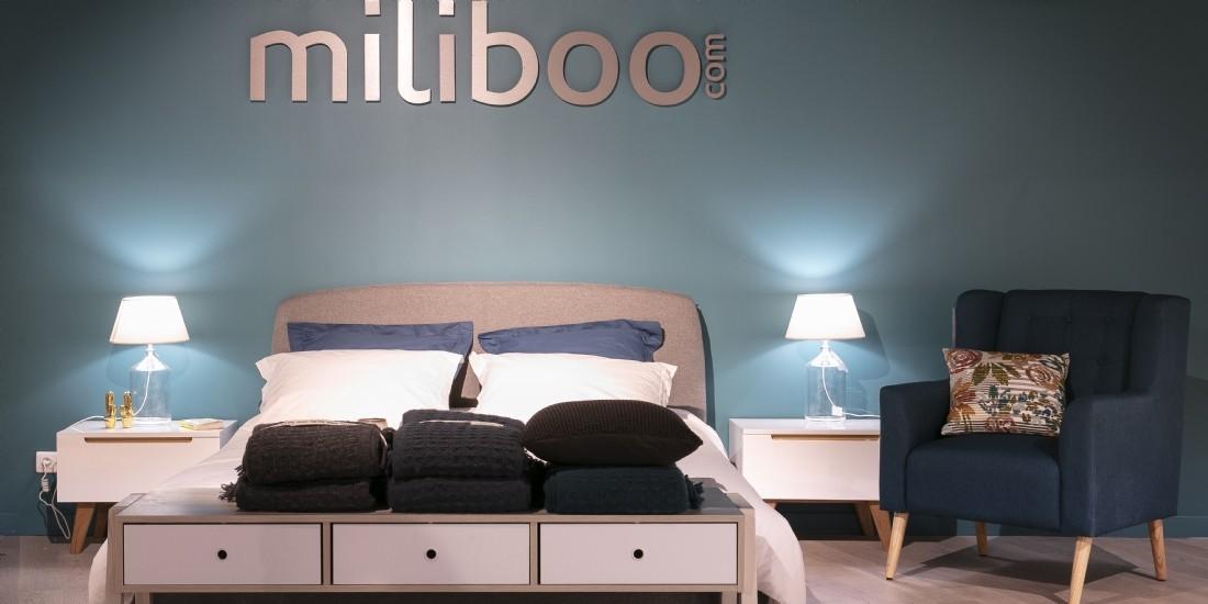 Miliboo propose ses produits en version reconditionnée