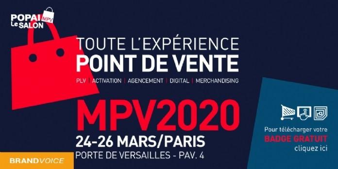 MPV Paris, du 24 au 26 mars 2020 : toute l'expérience Point de Vente