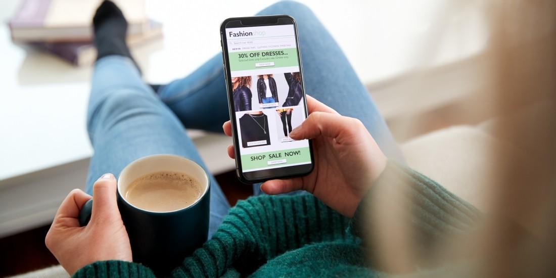 [Baromètre] 66% des utilisateurs accèdent à des sites de prêt-à-porter via le mobile