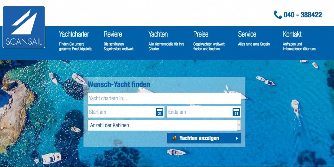 Click&boat achète son concurrent allemand Scansail