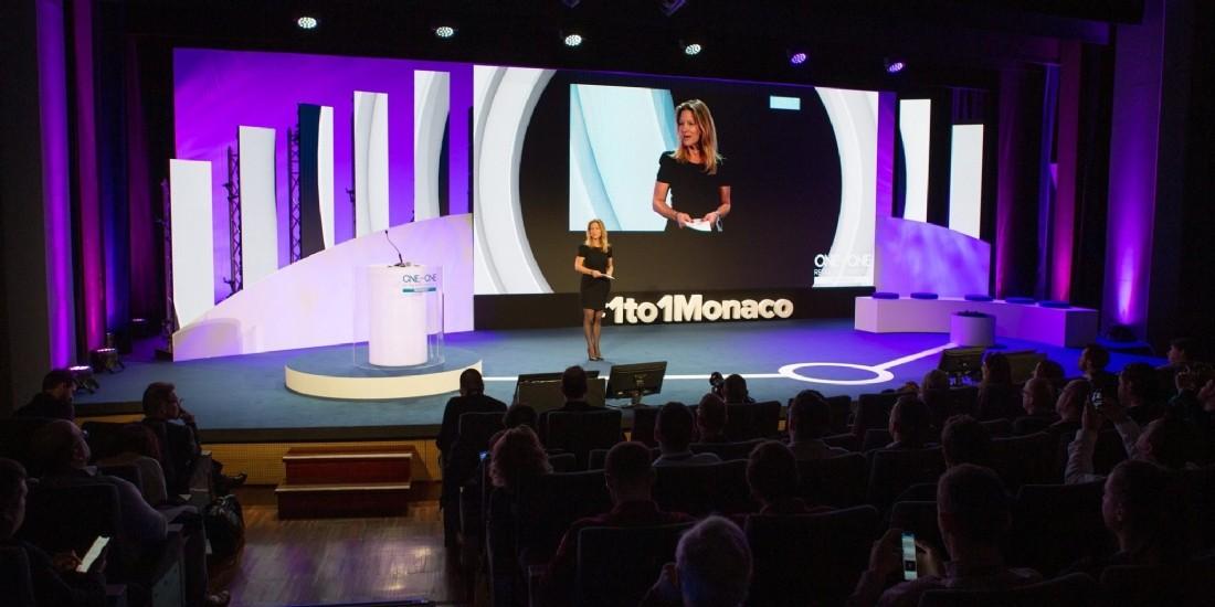 Le salon One to One Monaco se déroulera du 30 juin au 2 juillet