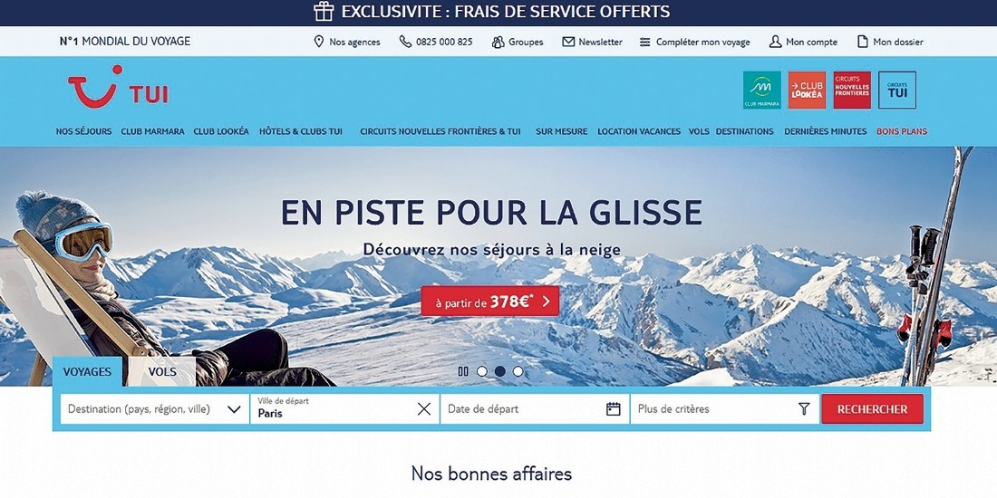 TUI France réinvente sa stratégie SEO