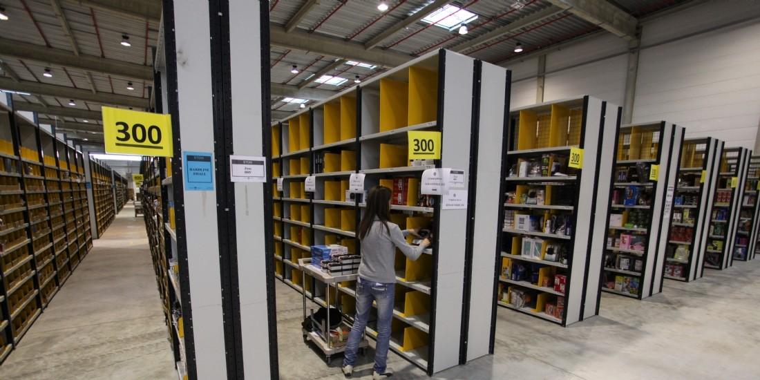 Amazon va cesser la livraison de produits non-essentiels en France et en Italie