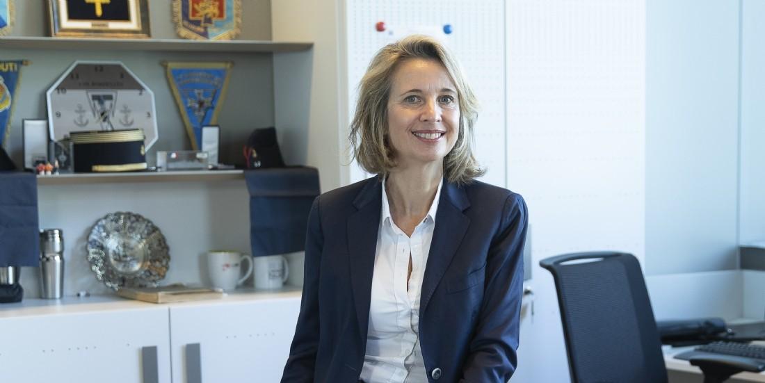 [Portrait] Valérie Dagand, agent de liaison