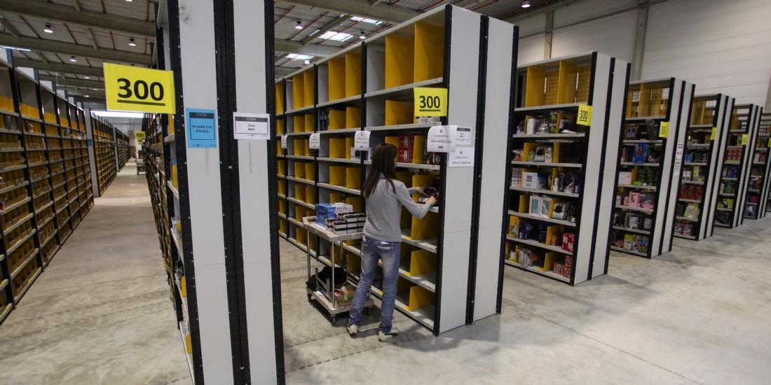 Amazon doit limiter ses livraisons aux produits essentiels en France