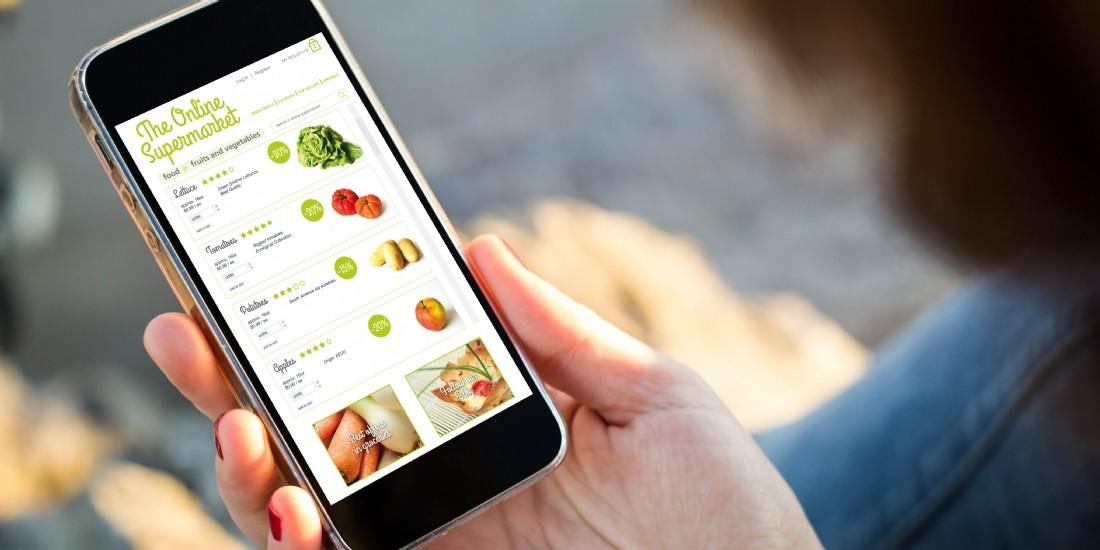 L'e-commerce alimentaire atteint un nouveau palier