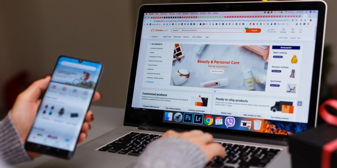 Confinement : les ventes e-commerce dans le monde