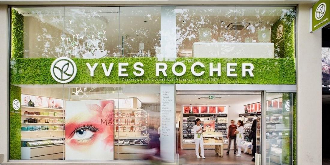 Le Groupe Rocher organise la réouverture de ses magasins