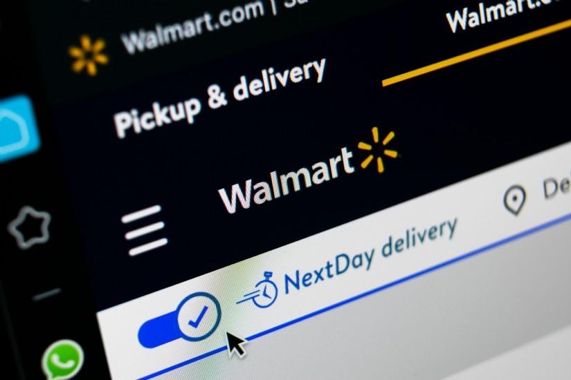 Fort boom des ventes en ligne pour Walmart au 1er trimestre