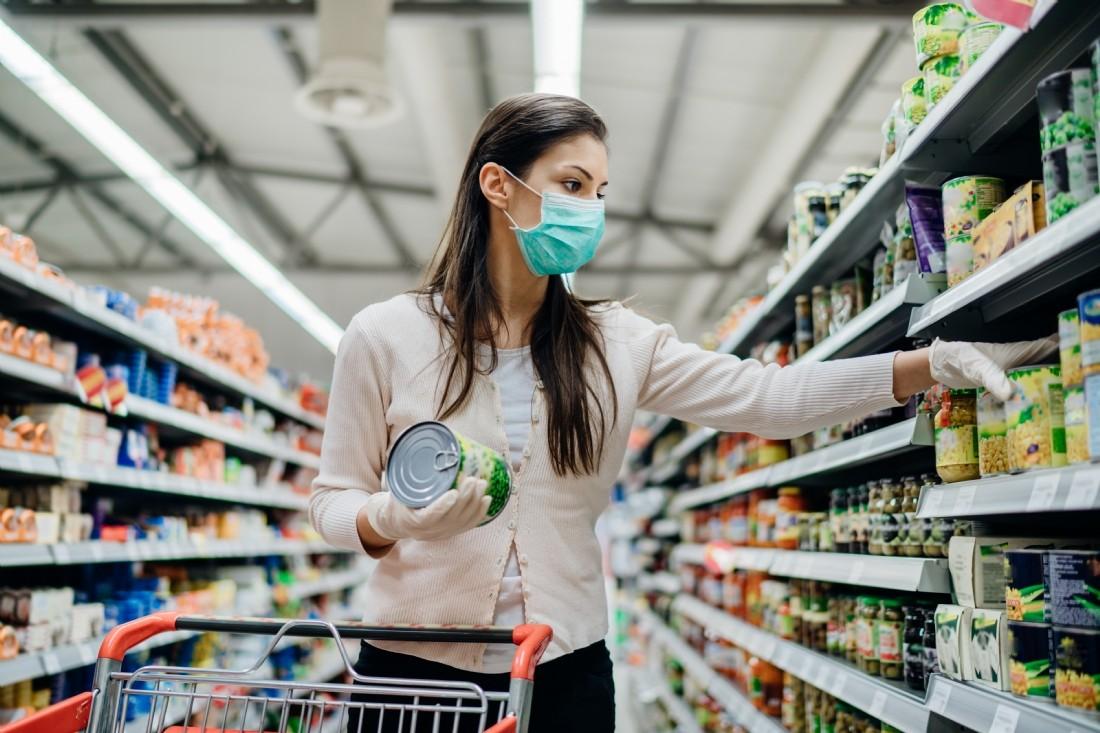 Zoom sur les achats alimentaires post-confinement