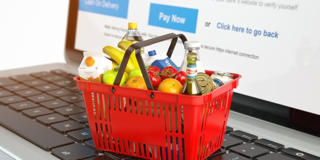 [Etude] Les ventes en ligne de produits alimentaires en forte hausse