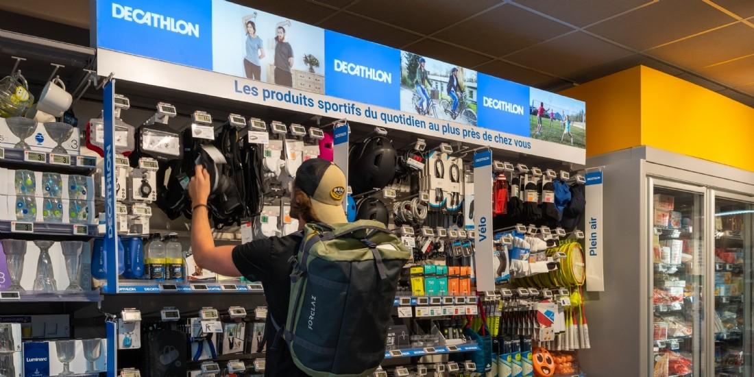 Franprix renforce son partenariat avec Decathlon en Ile-de-France