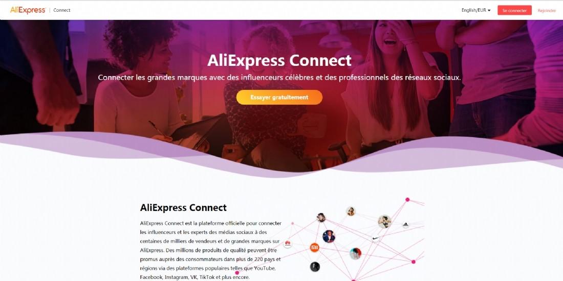 Le shoppertainment, fer de lance d'Aliexpress, s'exporte en Europe