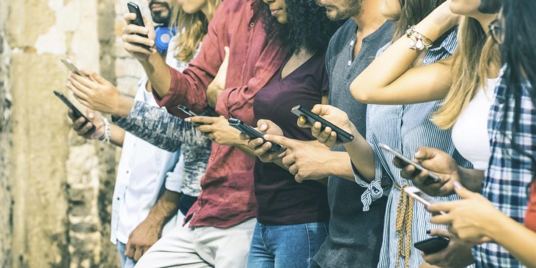[Étude] Les millennials attachés à leur smartphone