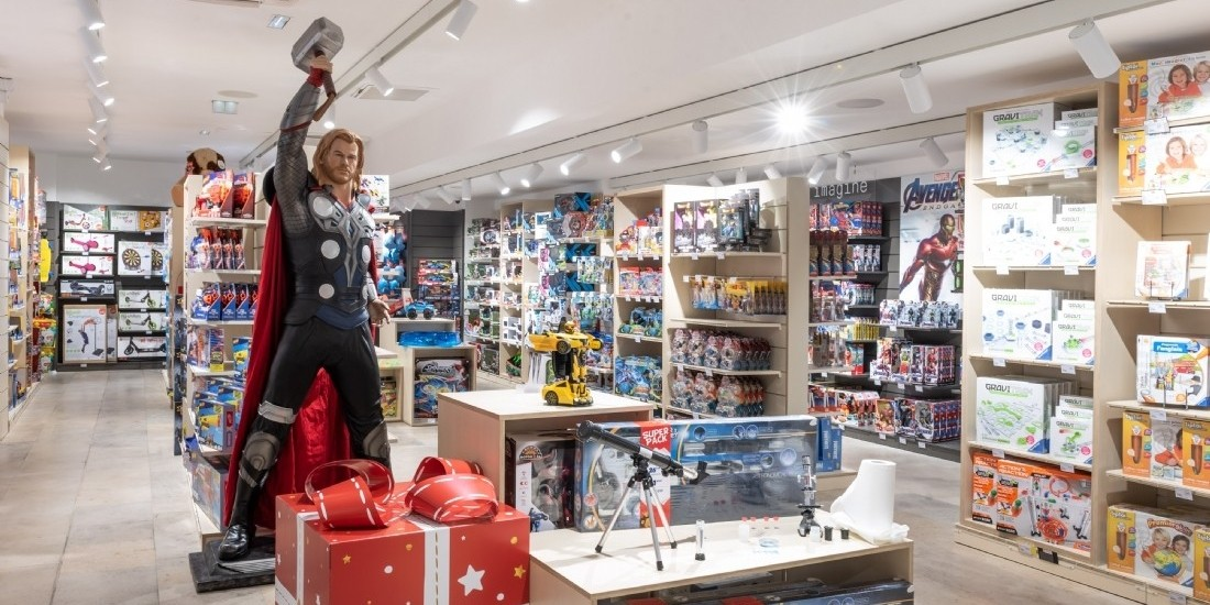 L'actionnaire familial historique de King Jouet reprend Maxi Toys
