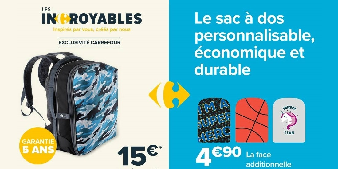 Act for food, Loop... Carrefour réconcilie éco-responsabilité et pouvoir d'achat