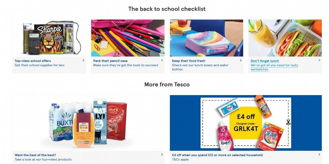 Le distributeur britannique Tesco recrute 16 000 personnes pour soutenir son activité e-commerce