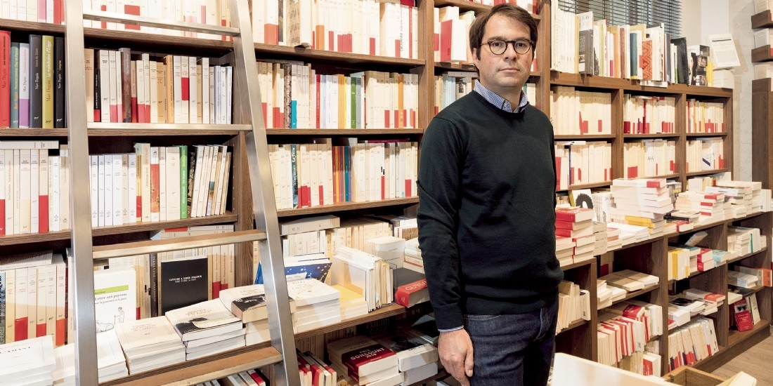 'Le magasin est un lieu de construction identitaire', Vincent Chabault