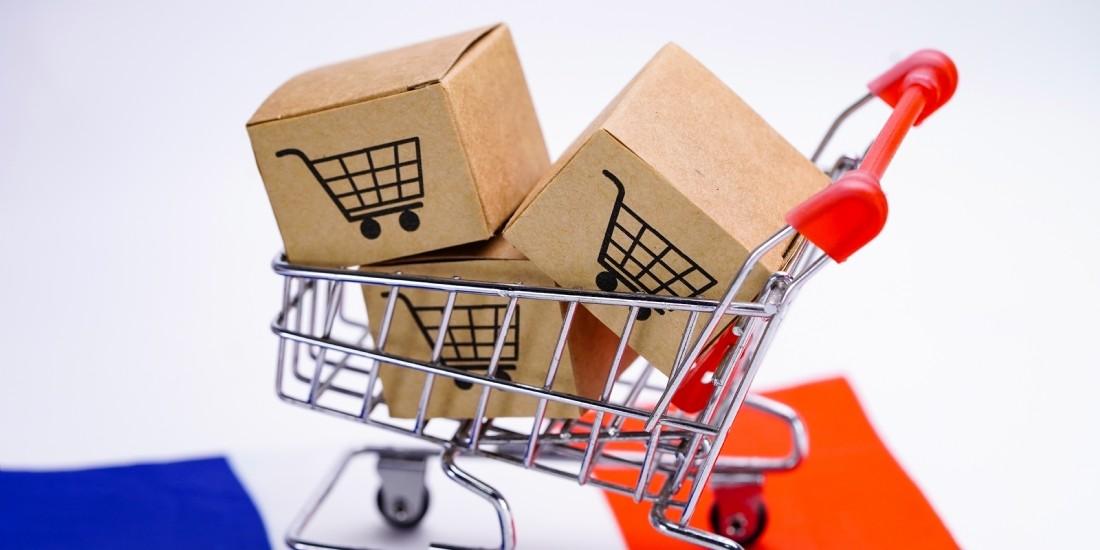 L'e-commerce français progresse de 5% au 2e trimestre
