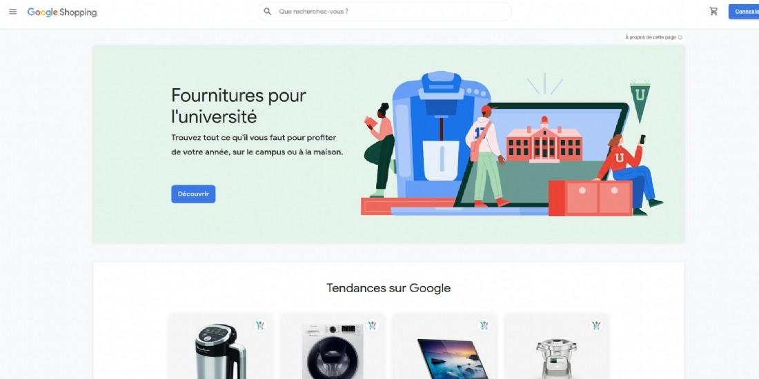 Google dévoile de nouveaux services à destination des acteurs du retail
