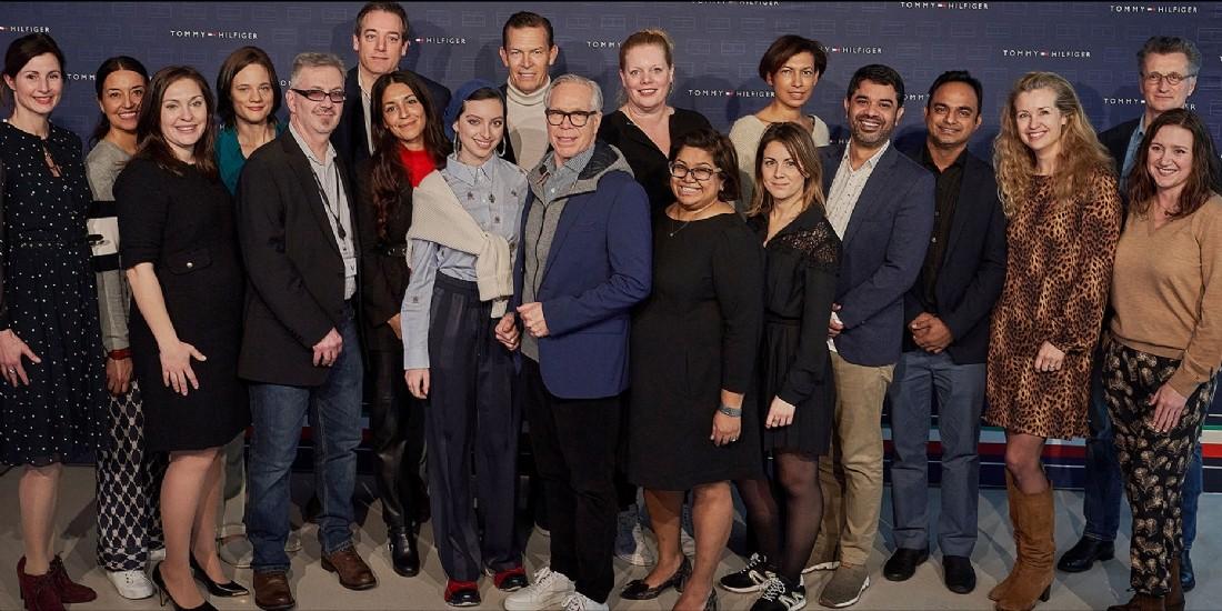 Tommy Hilfiger invite les entrepreneurs au Tommy Hilfiger Fashion Frontier Challenge