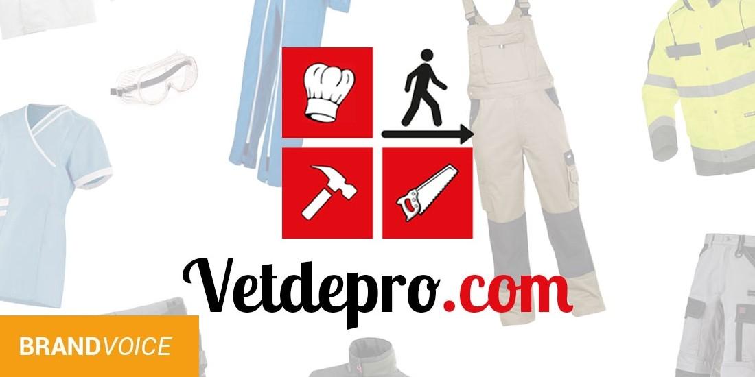 Vetdepro.com, votre référence de l'habillement professionnel