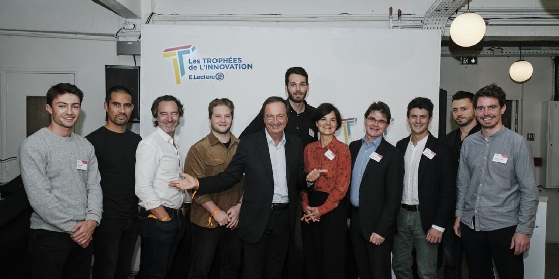 Trophées de l'Innovation E.Leclerc: les gagnants