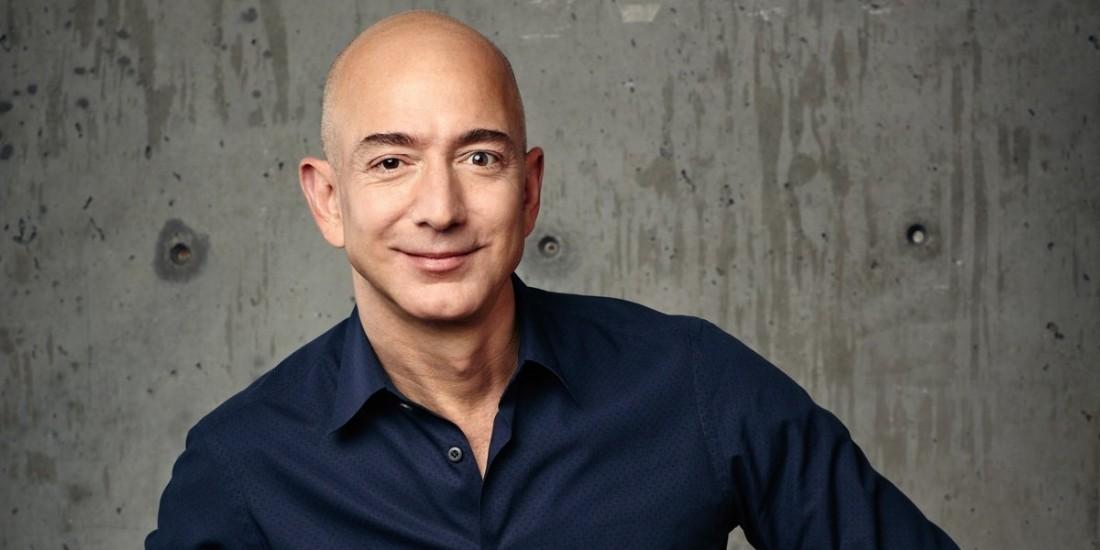 Jeff Bezos passe le relais chez Amazon