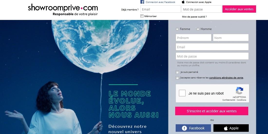 Showroomprivé réalise 700 millions d'euros de chiffre d'affaires en 2020