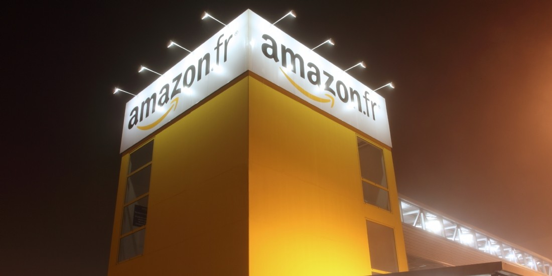 Amazon annonce la création de 3000 emplois en France