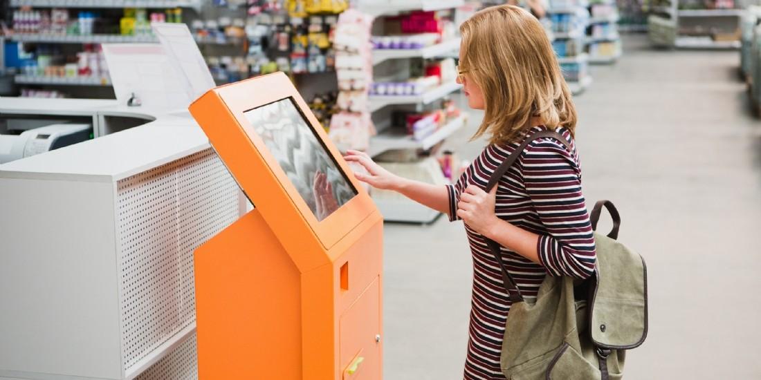 [Étude] Les consommateurs français plébiscitent les technologies mobiles en magasin