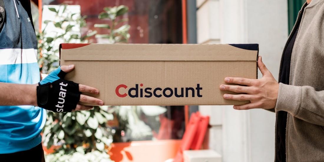 Cdiscount améliore son chiffre d'affaires grâce à sa marketplace