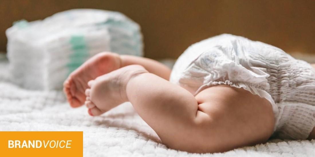 Couche bébé : l'essor de l'abonnement flexible