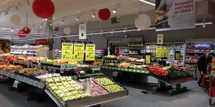 Auchan Retail affiche un CA stable en 2020 et un Ebitda en forte progression