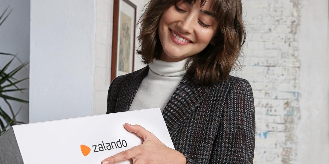 Zalando vise un volume d'affaires de 30 milliards d'euros d'ici à 2025