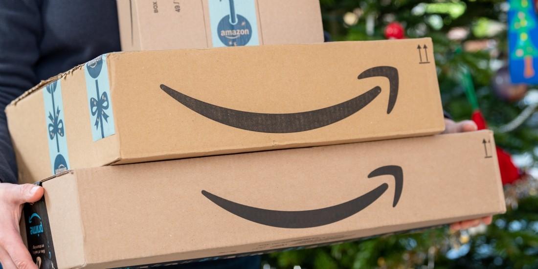 La part de marché d'Amazon recule en 2020 sur le marché français
