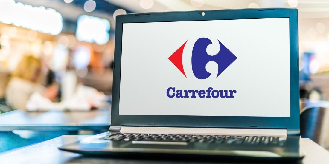 Carrefour vise l'ouverture de de 2 000 points de vente e-commerce d'ici fin 2021